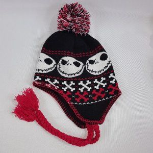 Nightmare Before Christmas Knit Winter Hat Toque